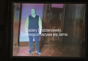 Cezary Bodzianowski. To miejsce nazywa się Jama