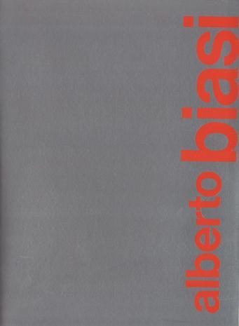 [Folder/Katalog] Alberto Biasi. Dzieła najnowsze [...]