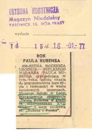 Rok Paula Rubensa