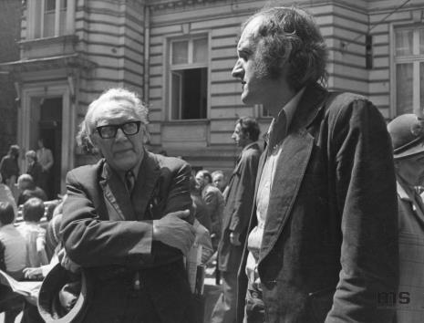 Alfred Lenica i Zbigniew Gostomski