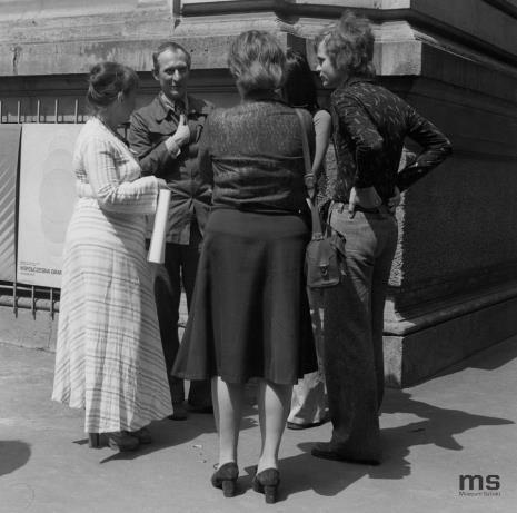Pierwsza z lewej Maria Stangret