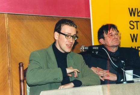Dr Daniel Spanke, dr Mariusz Tchorek