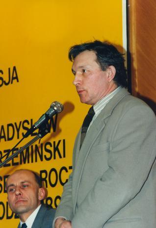 Dyr. Jaromir Jedliński (ms), Zygmunt Krauze