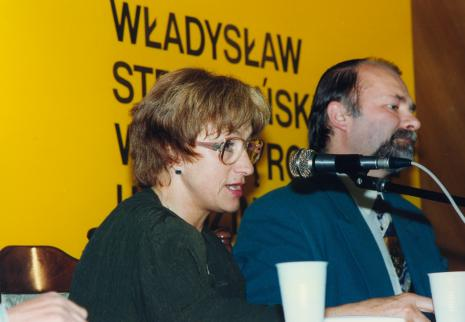Nika Strzemińska, Grzegorz Sztabiński