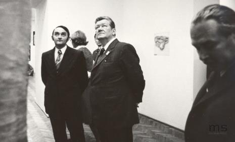 Lucjan Motyka (kierownik Wydziału Kultury KC PZPR)
