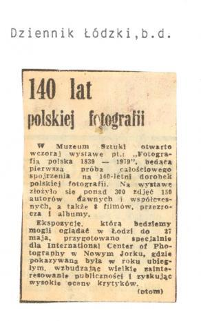140 lat polskiej fotografii