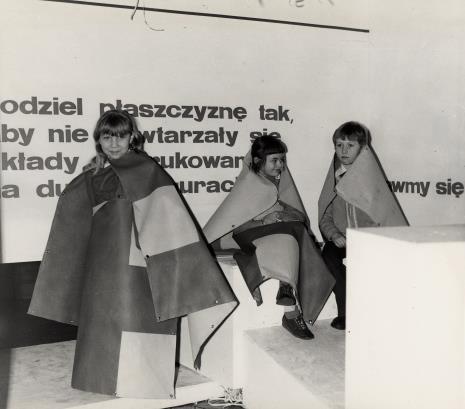 Zajęcia z uczniami Szkoły Podstawowej nr 36 w Łodzi w sali odczytowej ms