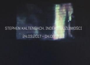 Stephen Kaltenbach. Indeks możliwości