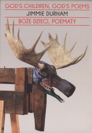 [Zaproszenie] Jimmie Durham God's children, God's poems/ Boże dzieci, Poematy [...]