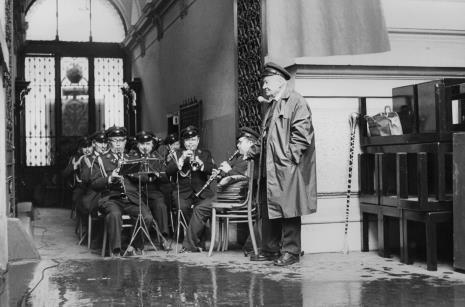 Koncert orkiestry dętej ZPB im. J. Marchlewskiego