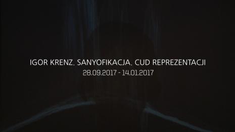 Igor Krenz. Sanyofikacja. Cud reprezentacji