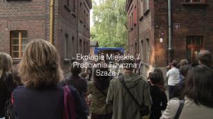 Ekologie miejskie: Pracownia fizyczna / SzaZa