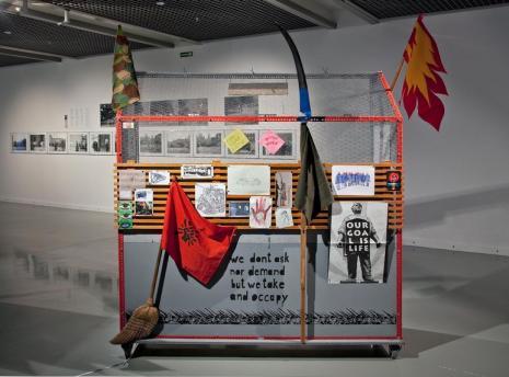 """""""Tamas Kaszas – polityczny artysta z Dunaujvaros w postkomunistycznej Europie"""" - wykład Magdaleny Radomskiej [wykład]"""