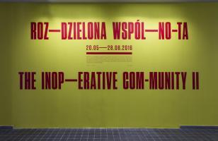 Rozdzielona Wspólnota - The Inoperative Community II