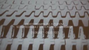 Enrico Prampolini. Futuryzm, scenotechnika i teatr polskiej awangardy