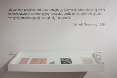Dokumentacja wystawy. Fot. Anita Osuch.