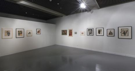 Dokumentacja wystawy na I piętrze ms2.