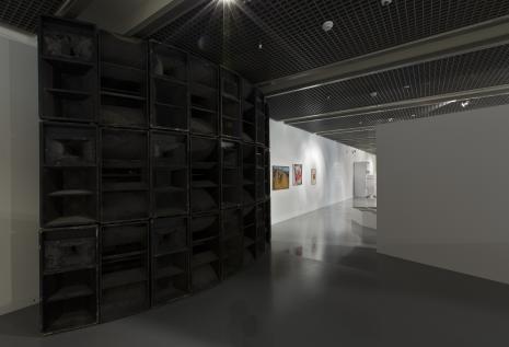 Dokumentacja wystawy na III piętrze ms2.