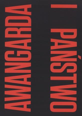 [Zaproszenie] Awangarda i państwo/ The Avant-Garde and the State [...]