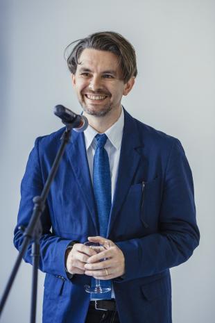 Jeremy Millar.