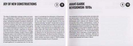 [Informator] The Avant-Garde and The State 26.10.2018-27.01.2019 [...]