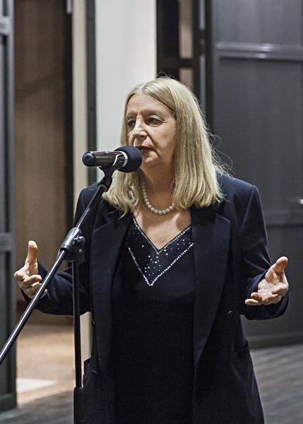 Ewa Partum. Fot. Anna Taraska-Pietrzak