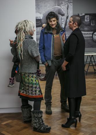 Małgorzata Wolańska, Marcel Zamenhof, Aleksandra Ska