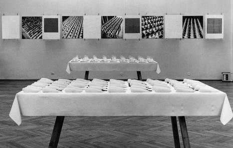 Dokumentacja wystawy Antoni Starczewski. Paralele