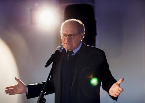 Sekretarz generalny Polskiego Komitetu ds. UNESCO, prof. Sławomir Ratajski