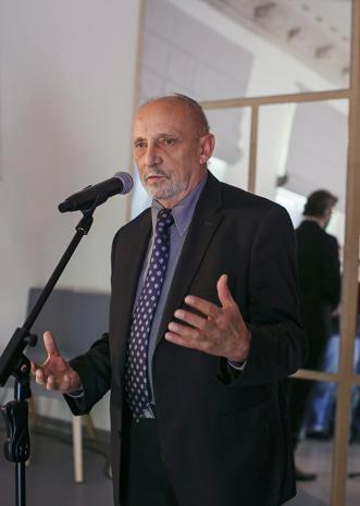 Prof. Janusz Tylman (PWSFTviT w Łodzi)