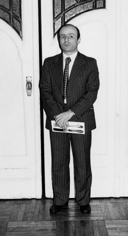 Dyr. Bernard Kepler (BWA w Łodzi)