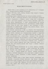[Komunikat prasowy] Wystawa Edwarda Krasińskiego