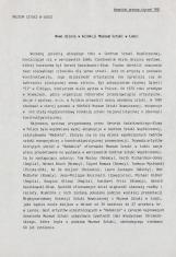 [Komunikat prasowy] Nowe dzieła w kolekcji Muzeum Sztuki w Łodzi
