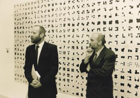 Dyr. Mirosław Borusiewicz (ms) i Janusz Kapusta