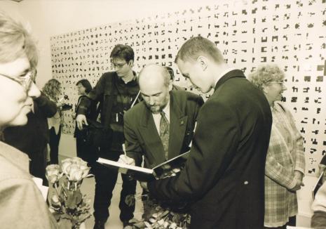 W środku Janusz Kapusta