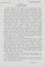 [Komunikat prasowy] Wystawa Krzysztof Wodiczko [...]