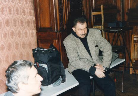 Krzysztof Jurecki (Dział Fotografii i Technik Wizualnych), Jerzy Truszkowski