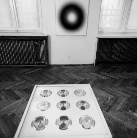 Dokumentacja wystawy towarzyszącej Niedzieli w Muzeum Sztuki