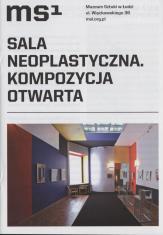 [Folder/Informator] Sala Neoplastyczna. Kompozycja otwarta.