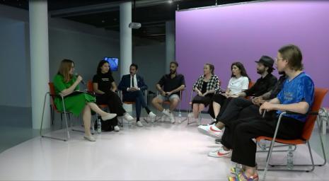 Peer-to-Peer. Praktyki kolektywne w nowej sztuce: spotkanie z artystami [rozmowy i wywiady].