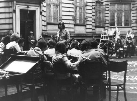 Koncert orkiestry harcerskiej