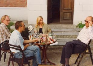 Wizyta Petera Schejdahla