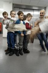 Zajęcia edukacyjne dla dzieci w Magazynie Studyjnym - premiera