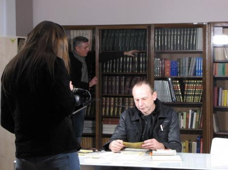 Zdjęcia w bibliotece ms