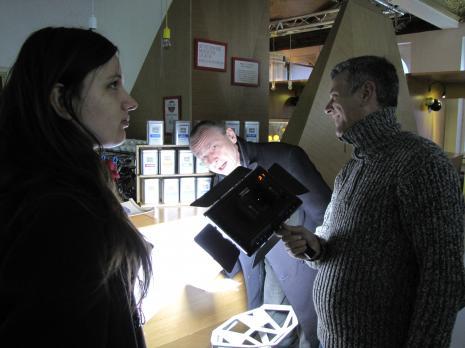 Aleksandra Panisko, Zbigniew Libera, x w ms cafe