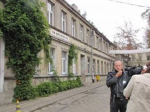 Reportaż z planu Przewodnika po sztuce Zbigniewa Libery, reż. Aleksandra Panisko