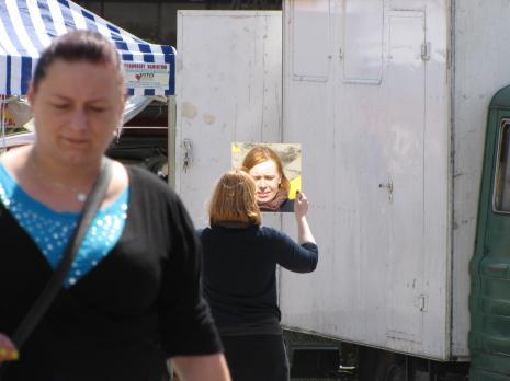 Katarzyna Baług. Fabryka miejska - mobilna maszyna do zarządzania czasem
