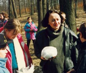 Teresa Murak. Zajęcia plastyczne dla dzieci
