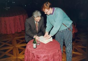 Wiktor Woroszylski. Wykład pt. Niepoważny, tragiczny świat Leningradu, lata 20-te. Grupa Oberiu