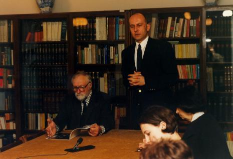 Andrzej Strumiłło, dyr. Jaromir Jedliński (ms)